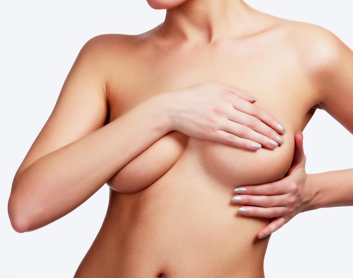 Meine Brust